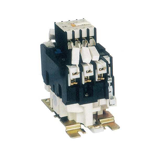 CJ19 Changeover Capacitor Contactor
