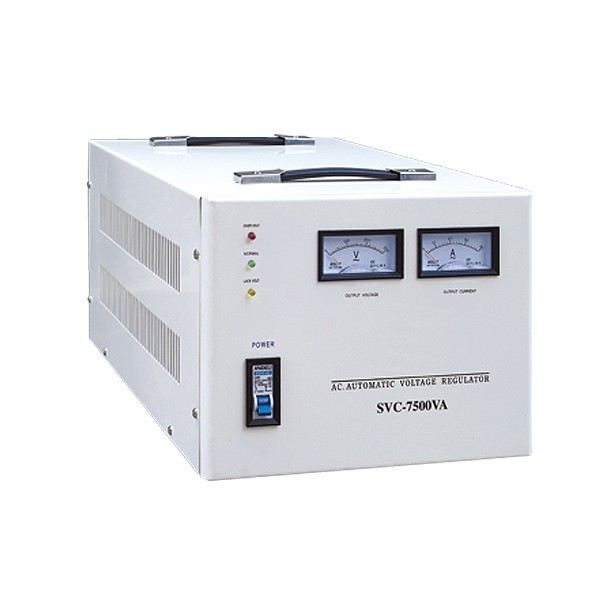 SVC Automatic Voltage Stabilizer (single phase)