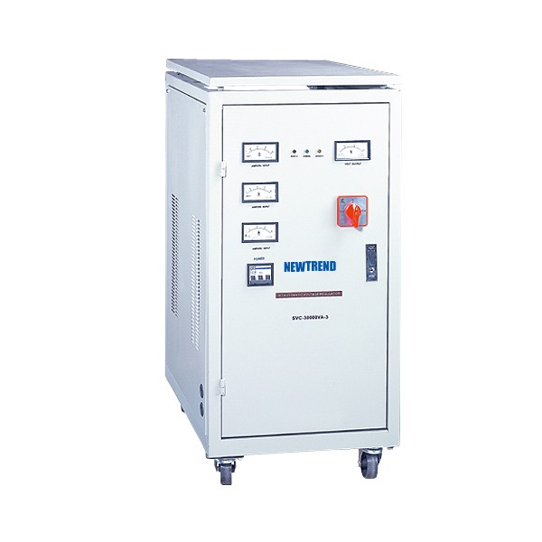 SVC Automatic Voltage Stabilizer (Three Phase)
