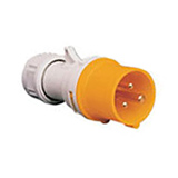 16A/32A Industrial Plugs IP44 (Quick assembly straight)