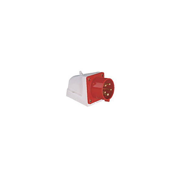 16A/32A Industrial Plugs IP44 (Wall mounting)