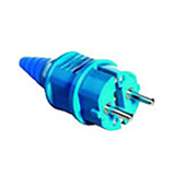 16A Industrial Plug IP44 (Outlet)